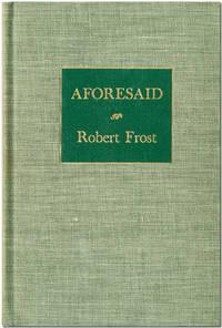 AFORESAID