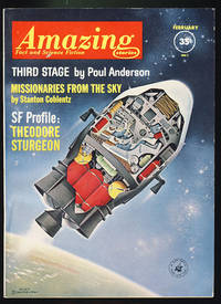 Amazing Stories February 1962 by  ed  Cele - First Edition - 1962 - from Parigi Books, ABAA/ILAB (SKU: 26592)