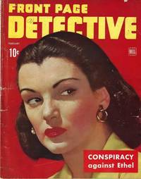 FRONT PAGE DETECTIVE: February, Feb. 1944