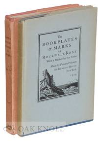 BOOKPLATES & MARKS OF ROCKWELL KENT. With THE LATER BOOKPLATES & MARKS OF ROCKWELL KENT