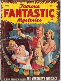 "FAMOUS FANTASTIC MYSTERIES: April, Apr. 1953 (""The Wanderer's Necklace"")"