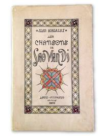Les Chansons de Sao Van Di by  Jean AJALBERT - Limited edition - 1910 - from Rare Illustrated Books (SKU: 1200)