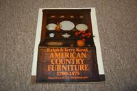 image of American Country Furniture: 1780-1875