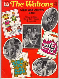 The Waltons Color and Activity Book: Things to Make, Dot to Dot, Mazes, Crosswords 1254