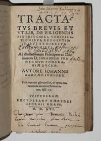 Tractatus brevis et utilis, de erigendis figuris coeli, verificationibus, revolutionibus et directionibus