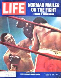 Life. March 19, 1971. Mohammed Ali/George Frazier Cover