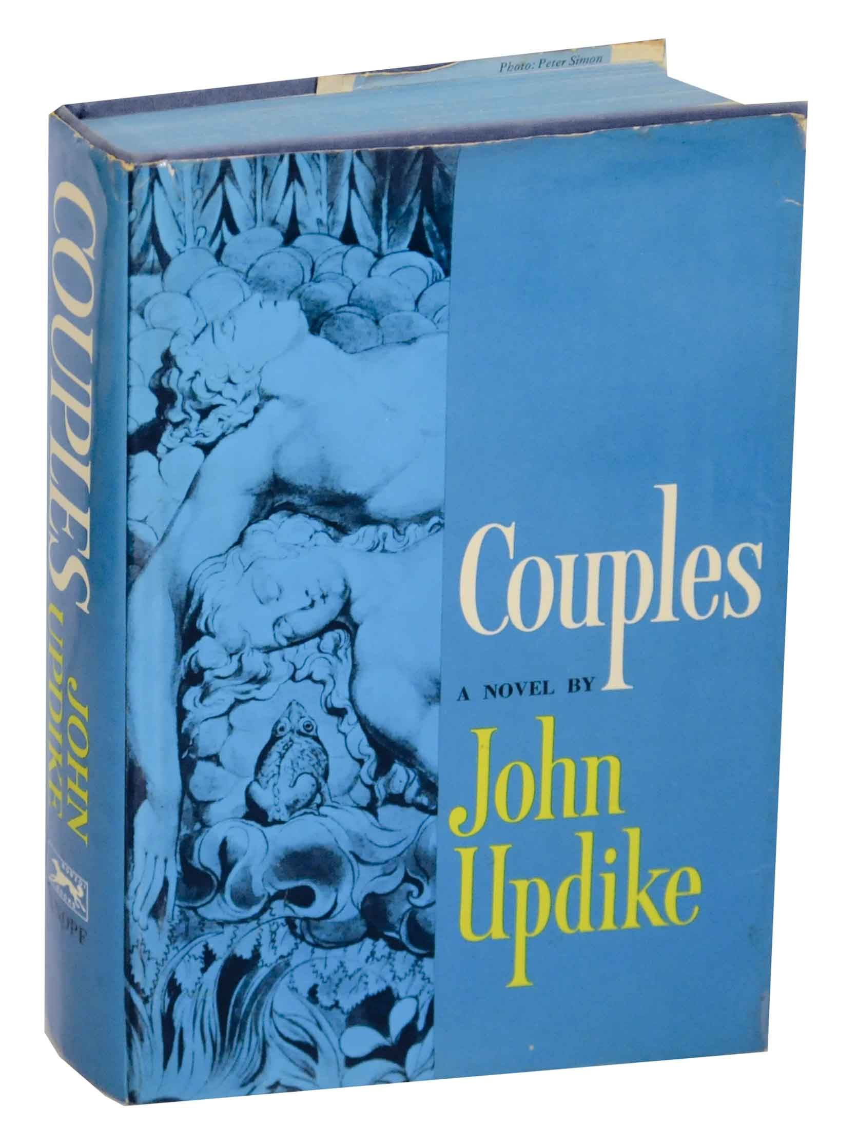 first kiss john updike Pigeon feathers, by john updike '55 knopf, new the people in john updike's world are tormented they live he describes a man's first kiss this way : her smeared in little unflattering the skin around her mouth it i had been given a face to the presence of bone--skull under teeth behind lips--impeded me his skill.
