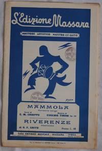 MAMMOLA - RADMILA by EUGENIO TIRONI - C. F. GAITO - 1931 - from Sephora di Elena Serru and Biblio.com
