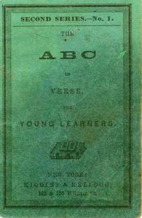 image of The ABC in Verse, for Young Learners