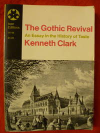 the gothic revival essay The gothic revival an essay in the history of taste structural designs of gothic churches and cathedrals aug 27, 2014 by michael tamara.