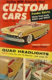 image of Custom Cars February 1959