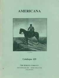 AMERICANA : Catalogue 229