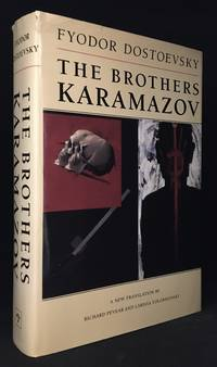 image of The Brothers Karamazov; A Novel in Four Parts with Epilogue