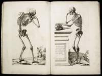 EARLY ANATOMY BOOK FOR ARTISTSAbregé d'anatomie, accomodé aux arts de peinture et sculpture, ouvrage très utile et très necessaire à tous ceux qui font profession du Dessein….