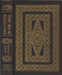 THE NEW RUSSIANS Signed Easton Press