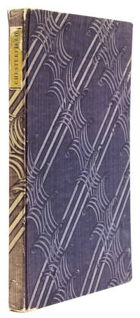 The Poetical Works of Philip Dormer Stanhope, Earl of Chesterfield