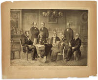 Lincoln Reads the Emancipation Proclamation to His Cabinet - Rare Variant