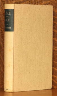 FIRE AND ICE, THE ART AND THOUGHT OF ROBERT FROST by Lawrance Thompson - First edition - 1942 - from Andre Strong Bookseller (SKU: 41619)