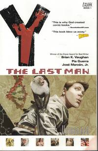 Y The Last Man - Unmanned Book 1