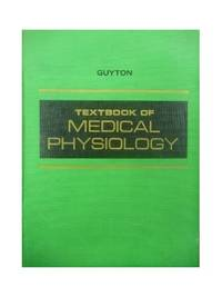 Textbook of Medical Physiology by  Arthur C Guyton - Hardcover - from World of Books Ltd (SKU: GOR002631732)