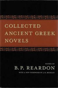 image of Collected Ancient Greek Novels