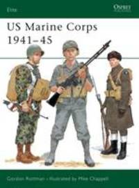 US Marine Corps 1941-45