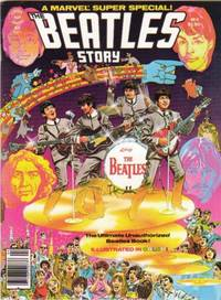 """Stan Lee Presents:  A Marvel Super Special! """"The Beatles Story""""  ...vol. 1, No. 4 1978 Issue"""
