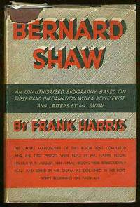 New York: Simon & Schuster, 1931. Hardcover. Near Fine/Good. First edition. A hole on the rear board...