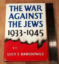 image of The War Against The Jews 1933-1945.