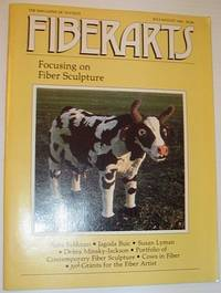 Fiberarts - The Magazine of Textiles: Vol. 11, No. 4 , July/August  1984 by  Jane Luddecke - Paperback - First Edition - 1984 - from RareNonFiction.com and Biblio.com