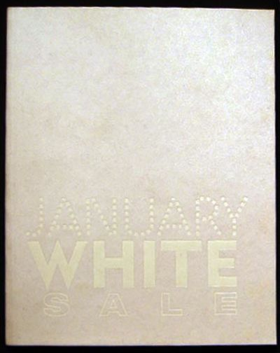 New York, NY: Loretta Howard Gallery, 2011. 64 pages; artworks illustrated in shades of white throug...