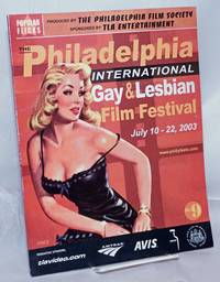 image of The Philadelphia International Gay & Lesbian Film Festival: #9 July 10-22, 2003