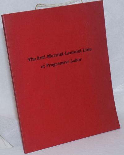 Davis, CA: Cardinal Publishers, 1972. Paperback. 104p., very good paperback, errata slip tipped in r...