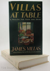 Villas at Table: A Passion for Food and Drink