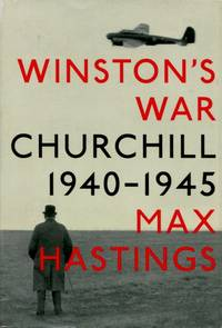 Winston's War, Churchill, 1940-1945