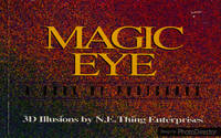 image of Magic Eye - A Book of Postcards
