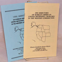 image of Directory of Korean-American United Methodist Churches in the Western Jurisdiction [two directories, 1993 and 1996)