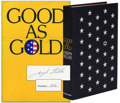 New York: Simon & Schuster, (1979). First Edition. Hardcover. Near fine/very good. Near fine in a ve...