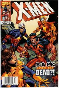 X-Men Volume 1 Number 89 June 1999 : Back From the Dead!