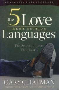 image of The 5 Love Languages: Men's Edition; The Secret to Love That Lasts