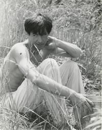 image of Original photograph of Anthony Perkins, circa 1960s