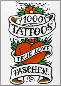 T25 1000 Tattoos: BU (Taschen 25)