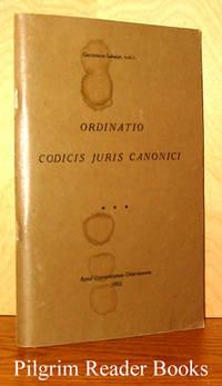 Ordinatio Codicis Juris Canonici.