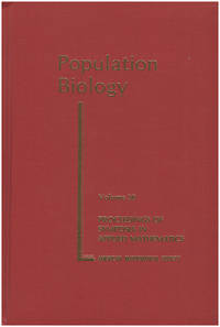 Population Biology: Proceedings of Symposia in Applied Mathematics