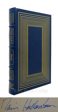 image of THE NEXT CENTURY Signed Easton Press