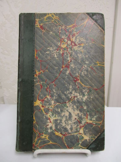London. : Whittaker. , 1838. . Contemporary half polished dark green calf over marbled boards, gilt ...