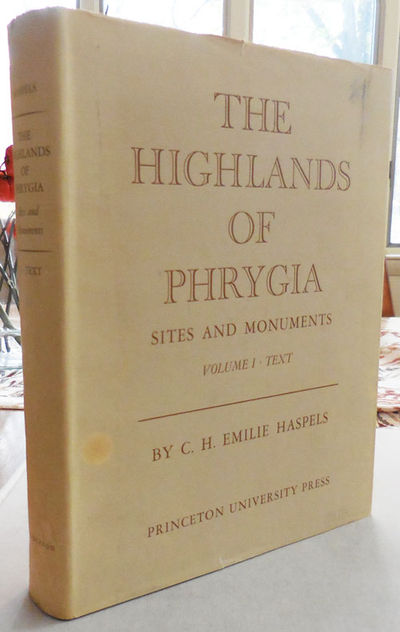 Princeton: Princeton University Press, 1971. First edition. Hardcover. Near Fine/very good. Tall, th...
