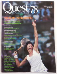 image of Quest/78 Magazine: The Pursuit of Excellence. January/February 1978. Vol. 2. No. 1