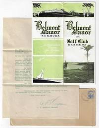 Belmont Manor and Golf Club, Bermuda