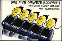 FIVE CHINESE BROTHERS ORIGINAL ART